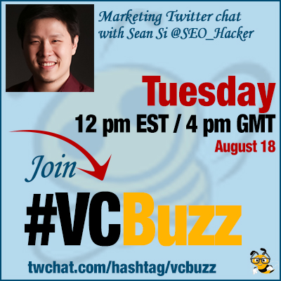 How to Increase Content Engagement Twitter Chat w/ Sean Si @SEO_Hacker, Founder of @Qeryz