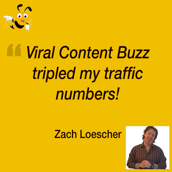 Viral Content Buzz Tripled My Traffic Numbers