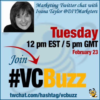 Ivana Taylor @DIYMarketers of @Bizapalooza