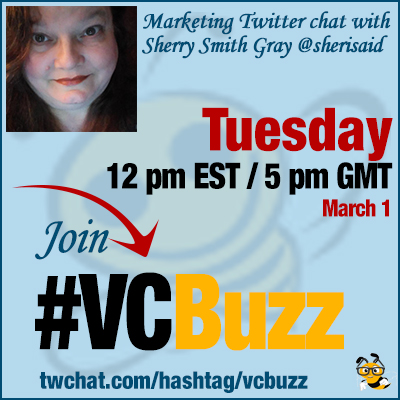 Content Efficiency Twitter Chat with Sherry Smith Gray @sherisaid