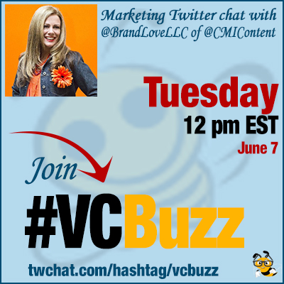 Blog & Community Management w/ Lisa Dougherty @BrandLoveLLC of @CMIContent #VCBuzz