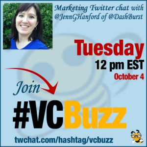How to Effectively Manage Your Community with @JennGHanford of @DashBurst #VCBuzz