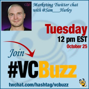 How to Improve Social Media Engagement with @Sam___Hurley #VCBuzz