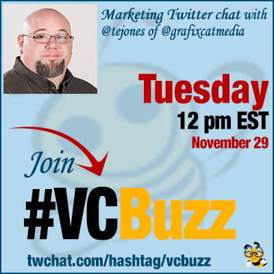 Content Marketing Through Story Telling w/ Todd E. Jones @tejones of @grafixcatmedia #VCBuzz