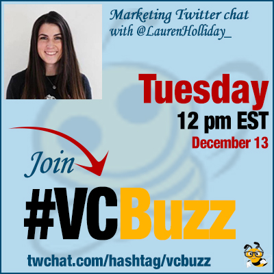 Finding a Job Online with @LaurenHolliday_ #VCBuzz