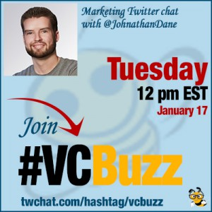 How to Achieve Better Results with PPC Advertising with @JohnathanDane #VCBuzz