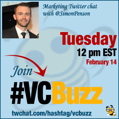 The Brand as Publisher with @SimonPenson #VCBuzz