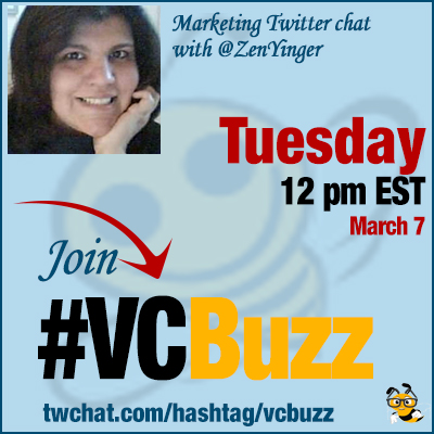 How to Get Your Brand Connected with @ZenYinger #VCBuzz