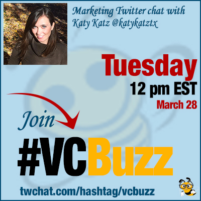 How to Create Customer-Centric Content with Katy Katz @katykatztx #VCBuzz