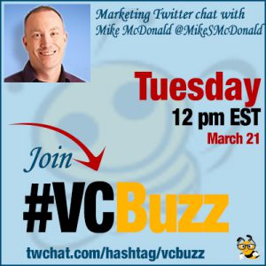 Lead Generation Tips and Tricks with Mike McDonald @MikeSMcDonald #VCBuzz