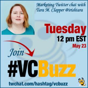 How to Create Content Marketing Interviews with Tara M. Clapper @irishtara #VCBuzz