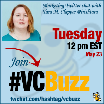 How to Create Content Marketing Interviews with Tara M. Clapper @irishtara #VCBuzz