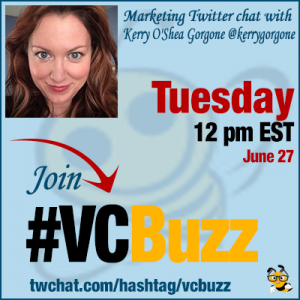 Blogging Disclosures: Tips and Examples with Kerry O'Shea Gorgone @kerrygorgone #VCBuzz