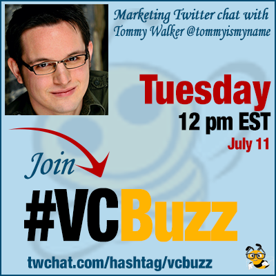 How to Build a Successful Corporate Blog with Tommy Walker @tommyismyname #VCBuzz