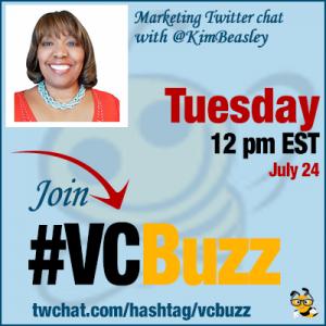 How to Create a New Website Using WordPress with @KimBeasley #VCBuzz
