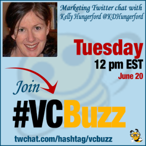 How to Launch Your Own Services Business with Kelly Hungerford @KDHungerford #VCBuzz