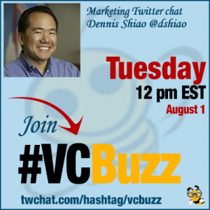 How to Organize and Promote a Niche Meetup with Dennis Shiao @dshiao #VCBuzz