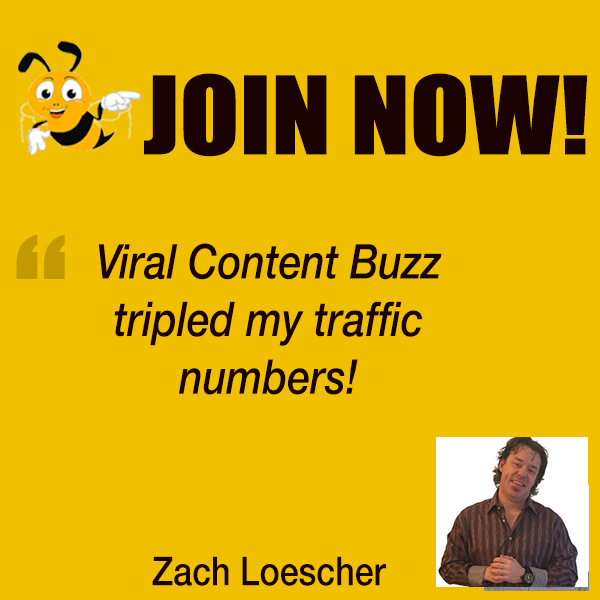 join viral content bee