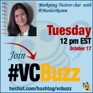 Get Motivated to Grow with @MariettRamm #VCBuzz