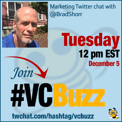 How to Find the Right Keywords for Your Business with @BradShorr #VCBuzz