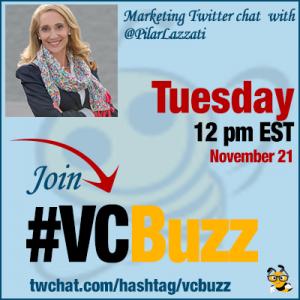 How to Market Globally with @PilarLazzati #VCBuzz