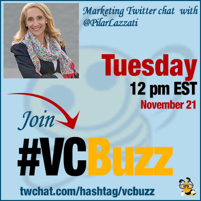 How to Market Globally with @PilarLazzati #VCBuzz