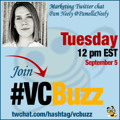 How to Write to Convert with Pam Neely @PamellaNeely #VCBuzz