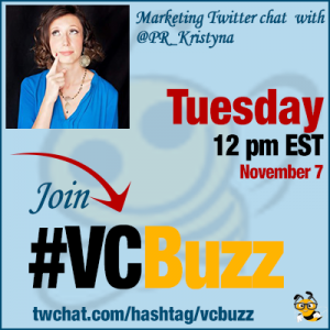 What Works in Engagement Marketing with @PR_Kristyna #VCBuzz