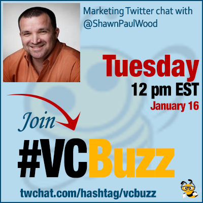 How to Create a Successful Digital PR Campaign with @ShawnPaulWood #VCBuzz