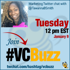 How to Create a Successful Social Video Campaign with Tawanna Browne Smith @TawannaBSmith #vcbuzz