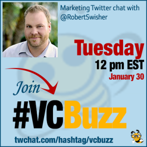 How to Raise Your First Round of Startup Financing with @RobertSwisher #vcbuzz