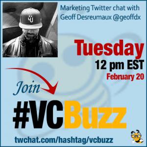 How to Launch a Successful News Site w/ Geoff Desreumaux @geoffdx #VCBuzz