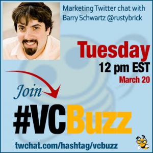Starting and Managing a Successful Niche News Website w/ Barry Schwartz @rustybrick #VCBuzz