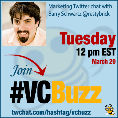 Starting and Managing a Successful Niche News Website w/ Barry Schwartz @rustybrick #VCBuzz