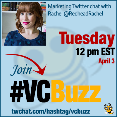 How and Why to Create Blog Series with Rachel @RedheadRachel #VCBuzz
