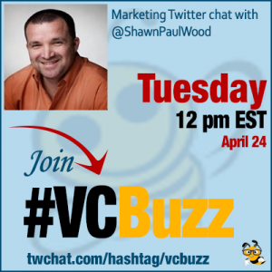 Social Media Story Telling with @ShawnPaulWood #vcbuzz