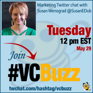 How to Make the Most of Facebook Ads with Susan Wenograd @SusanEDub #VCBuzz