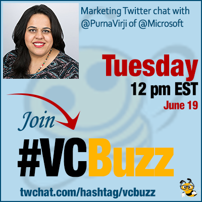 How to Optimize for Voice Search with @PurnaVirji of @Microsoft #vcbuzz