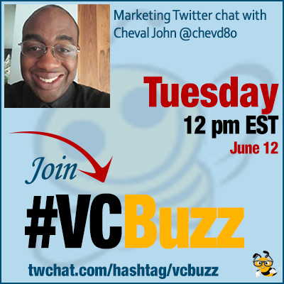 How to Use Your Blog as a Content Hub with Cheval John @chevd80 #vcbuzz