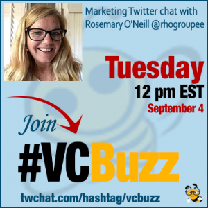 How to Create a Branded Online Community with Rosemary O'Neill @rhogroupee #VCBuzz