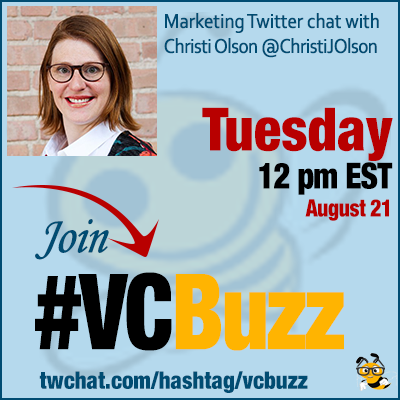 How to Create a Roadmap for Your Digital Marketing Success with Christi Olson @ChristiJOlson of @Microsoft @Bing #VCBuzz