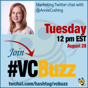 How to Make Google Analytics Dashboards More Actionable with @AnnieCushing #vcbuzz