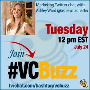 How to Set Up an Effective Community Management Program w/ Ashley Ward @ashleymadhatter of @SEMrush #VCBuzz