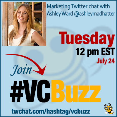 How to Set Up an Effective Community Management Program w/ Ashley Ward @ashleymadhatter of @SEMrush #VCBuzz