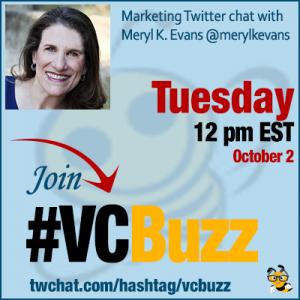 Captioning Videos: The Step Most Video Creators Overlook with Meryl K. Evans @merylkevans #vcbuzz