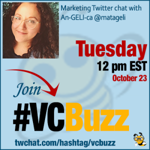 How to Host a Twitter Chat and Make it a Success with Angelica Cordero @matageli #VCBuzz