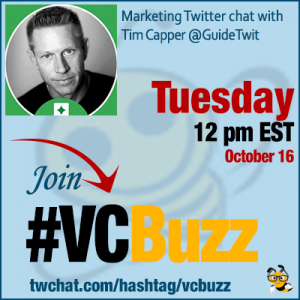 Local Content Marketing with Tim Capper @GuideTwit #VCBuzz