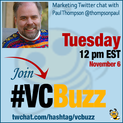 How to Build and Use Quality Assurance Plans and Disaster Preparedness with Paul Thompson @thompsonpaul #VCBuzz