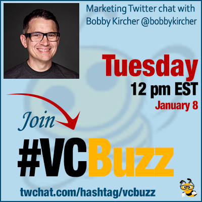 How to Improve Your Site Structure? with Bobby Kircher @bobbykircher #VCBuzz