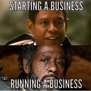 Starting business